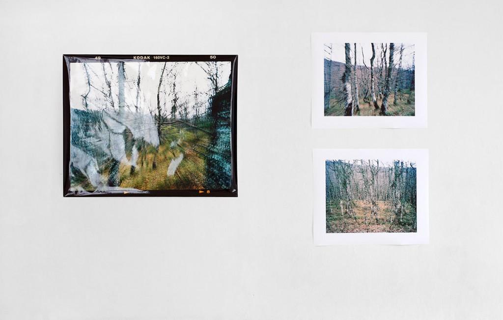 Francisca Gómez Über das Bilder machen 2010-2013
